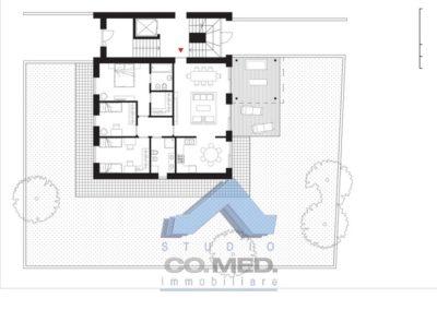CO.MED -  - Residenza Terrazze Scanzorosciate