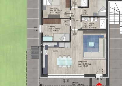 CO.MED -  - Residenza Al Colle Trescore b.rio